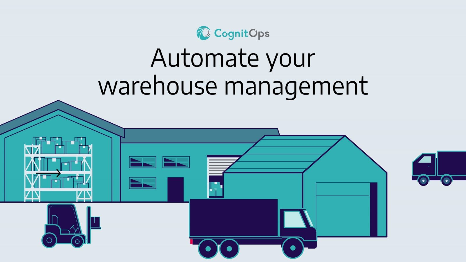 CognitOps | Automate your warehouse management