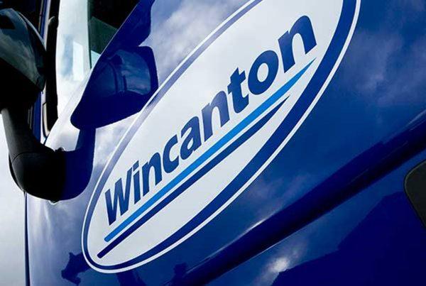 wincanton logo car