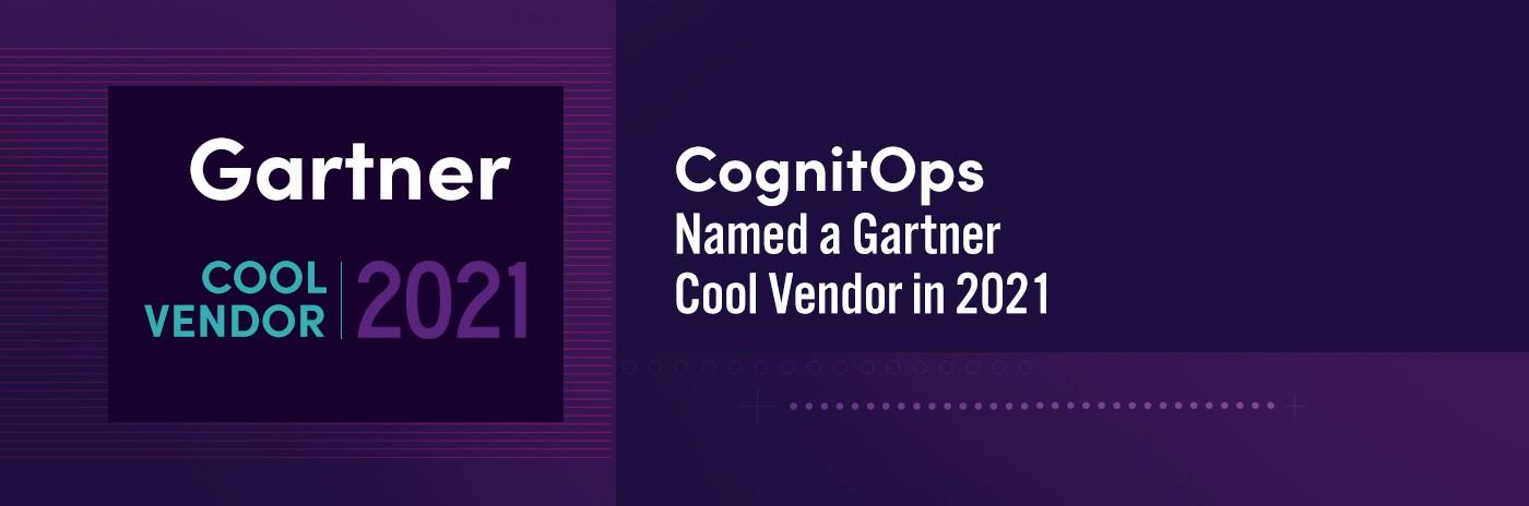 gartner cool vendor cognitops