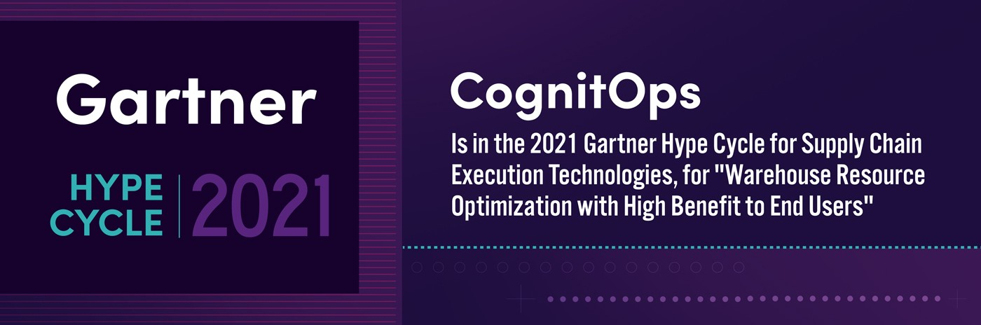 CognitOps in Gartner Hype Cycle 2021